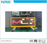 Alta luminosidade exterior à prova de P3mm Táxi Display LED superior