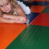 Revestimento do ginásio/revestimento de borracha das crianças/revestimento de borracha da ginástica