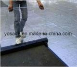Membrane imperméable à l'eau auto-adhésive de bitume modifiée par polymère sans renfort