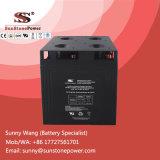 Batteria solare 2V 1500ah di VRLA della batteria del gel profondo ricaricabile del ciclo