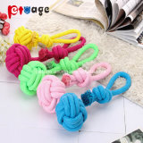 Le Pet produit Chewing-jouets Jouets de chien de corde du noeud de chaîne