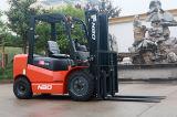 Diesel Motor 3 de Vorkheftruck van de Mast 3 Ton voor Gebruikte Container