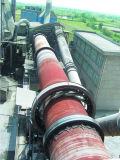 China horno rotativo horno rotativo de cemento de avanzada, con toda la línea de producción