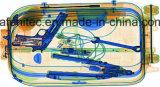 세륨 증명서 SA6550DV를 가진 중간 크기 650*500mm 엑스레이 짐 스캐닝 시스템