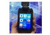 WiFi 4G Bluetoothの警察のボディによって身に着けられているカメラ3G GPS GPRS 1080Pの人間の特徴をもつボディによって身に着けられているカメラ