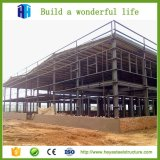 Edifício pré-fabricado do hotel da construção da construção de aço