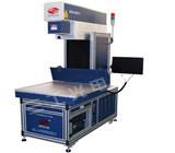 革処理のための180W 250Wのファイバーレーザーのマーキング機械