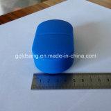 Casse mediche della pillola dello Sei-Scompartimento del silicone ecologico