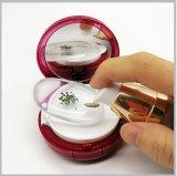 Feuilleté de poudre cosmétique d'utilisation de feuilleté mou personnel de silicones pour la vente en gros