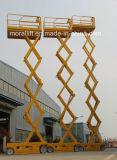 Самоходный подъемный стол ножничного типа/мобильные гидравлические Man подъемного стола