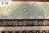 Tissu chaud de sofa de jacquard de Chenille du type 2016