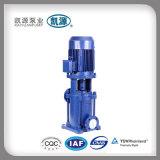 Dl centrifugas verticales eficiente de la bomba de agua a presión