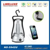USBとの42PCS Rechargeable Emergency Camping Light