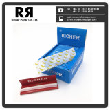 Печать покрашенная Kingsize 110mm Slims бумаги завальцовки сигареты
