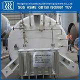 Криогенные жидкого кислорода резервуар для хранения азота мобильных перевозок топливного бака