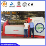 Machine de roulement de dépliement hydraulique du rouleau W12S-16X3200 4