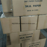 Fibre de céramique ignifuge papier avec des prix d'usine pour Hot Sale