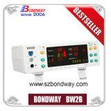 Alimentação de fábrica do Monitor de Sinais Vitais Portátil, Multparameter Monitor de Paciente (Bw2B)