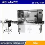 O recurso Automatic 100 ml de xarope de cabrito suplemento alimentar máquina de nivelamento de Enchimento de garrafas