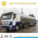 Acoplado superventas del petrolero del petróleo crudo en África