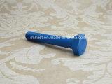 Noix Hex lourdes d'ASTM A194 2h avec le boulon d'hexa d'ASTM A193 B7