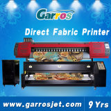 "Garros 1.8m 74 ""1440 * 1440dpi Résolution Digital Fabric Direct Printing Plotter"