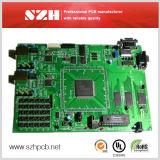 4-Capa de oro impreso PCB Asamblea Diseño PCBA PCBA de fabricación