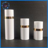 Luxuxkunststoffgehäuse-Haustier-Pumpen-luftlose Flasche