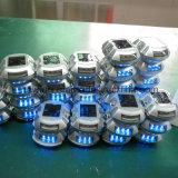 Le viti prigioniere infiammanti solari della strada degli occhi di gatto di vendite calde LED accettano personalizzato