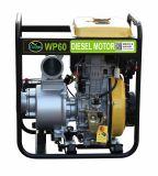 Водяная помпа давления 4 дюймов тепловозная высокая с большим креном топлива и электрическим стартом (DP40E)