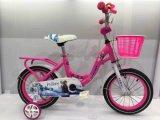 자전거, 아이 자전거, 중국에서 아이들 자전거가 새 모델에 의하여 농담을 한다