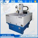 El moldeo de metales fresadora CNC Firmcnc 4040