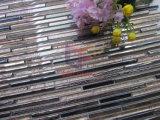 Faixa de design moderno mosaico de vidro para uso na parede (CFS711)