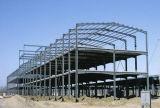 La estructura de acero de construcción prefabricados (garajes/shed/Pavilion/cubierta/Refugios)