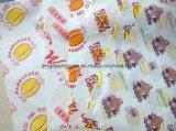 PET überzogenes Butterbrotpapier, Hamburger und Zwischenlage-verpackenpapier