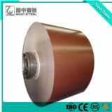 PE Pre-Painted bobine en aluminium recouvert de couleur