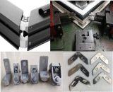 Local comercial utilizado alumínio com vidro duplo Casement Porta Frontal de Vidro (DAC-009)