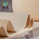 Usine directement de la fabrication de l'aramide chiffon du filtre à poussière