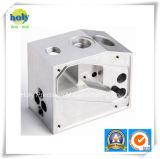 L'alluminio su ordinazione dell'OEM parte il pezzo meccanico di CNC