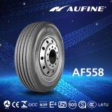 중국 상표 Aufine에서 트럭 타이어