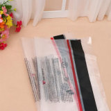Sacchetto di plastica del LDPE del sacchetto del panno della mano del LDPE su ordinazione di formato e di disegno di alta qualità bello per il panno