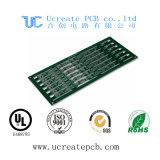 Groene PCB van uitstekende kwaliteit van de Raad van de Kring van de Spreker van het Masker van het Soldeersel HASL