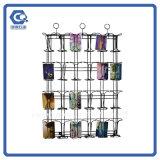 Metallhängende Draht-Bildschirmanzeige-Zahnstange für Gruß-Karten