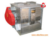 Menos mezcladora de la alimentación horizontal del ganado del residuo