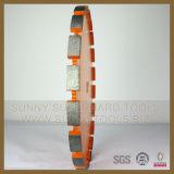 """24의 """" 36 """" 다이아몬드 안내장은 콘크리트 (SY-CSB)를 위해 톱날을"""
