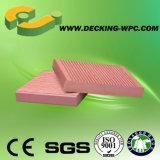 Plancher en bois imperméable à l'eau amical des graines WPC d'Eco