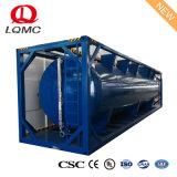 Contenitori del serbatoio di combustibile di iso di standard personalizzati marchio 40FT per olio
