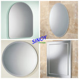 Stanza da bagno Mirror con Double Coated Fenzi Paint in Customer Size e in Shape