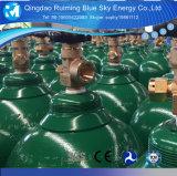 Pure argon gas