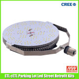 300 watt Shoe Box LED Retrofit Lamp con il cETL Listed di ETL